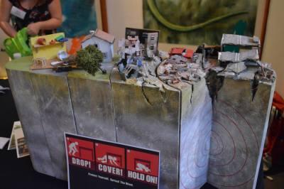 Earthquake-model