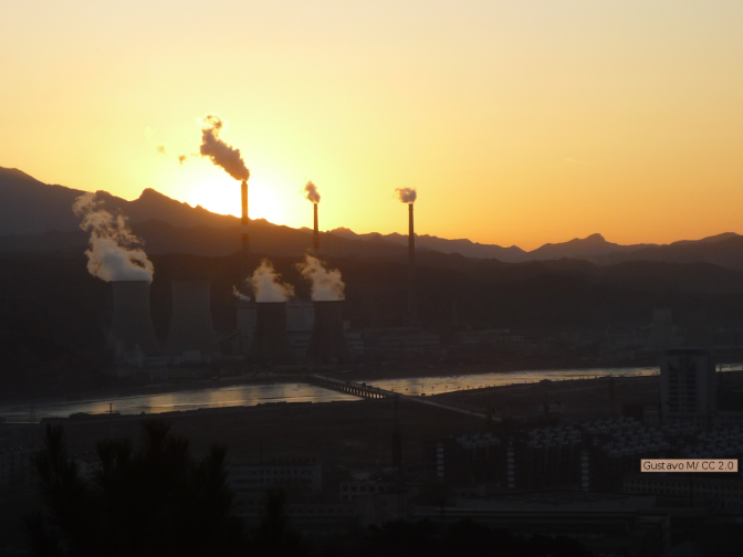 China's carbon emissions may have been overestimated