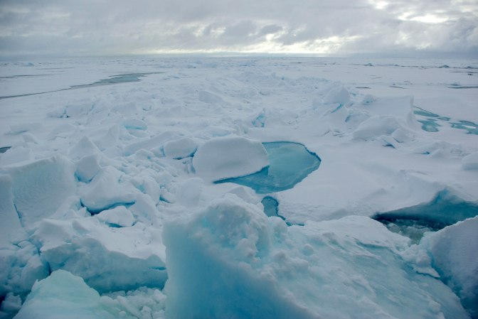 Melting Antarctica could double sea level rise