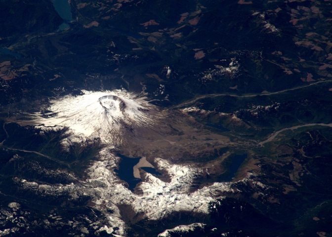Lateral Blast: The Mount St Helens eruption