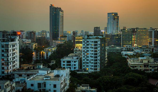 Massive earthquake threat lurking beneath Bangladesh